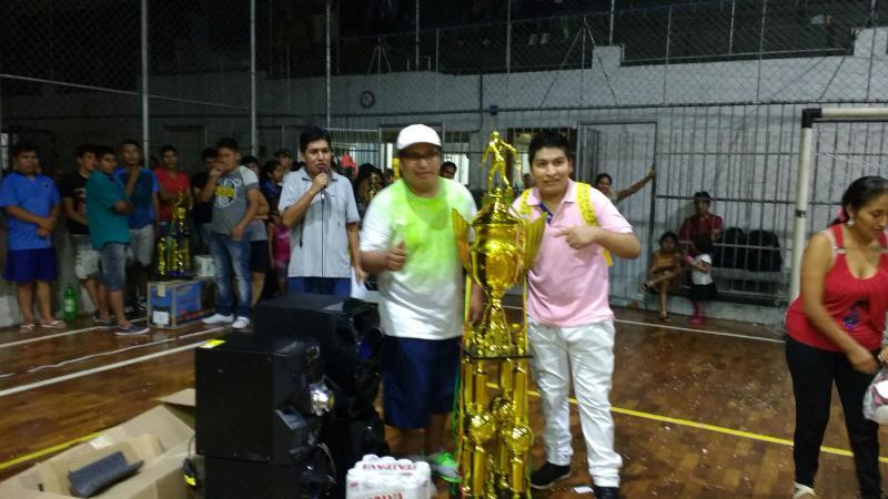 Final da Copa Maya