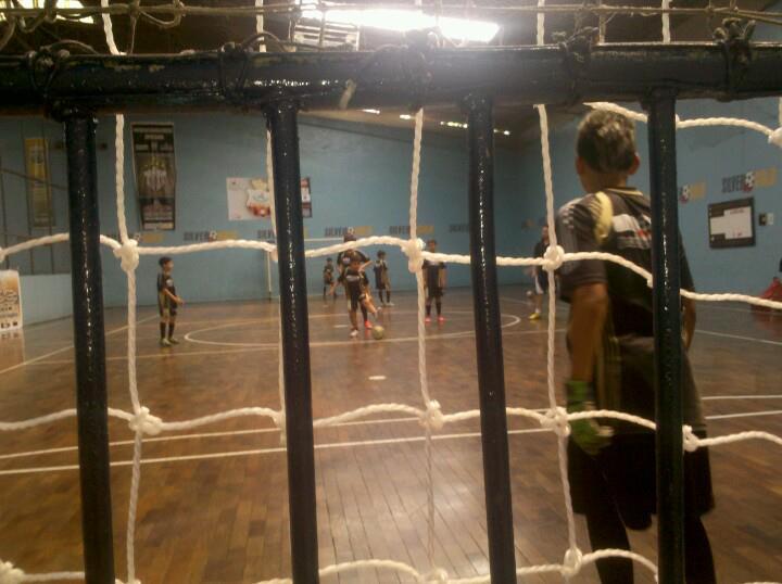 Escolinha de Futsal