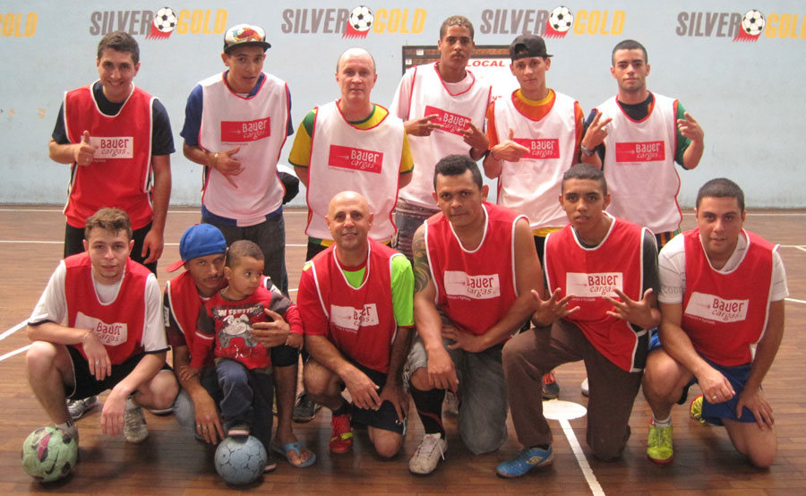 Equipes bauer cargas